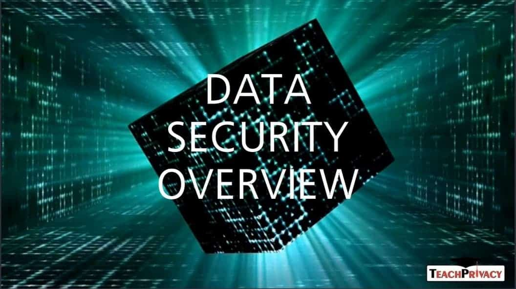 Security Awareness Training Module Data Security Overivew v02 02