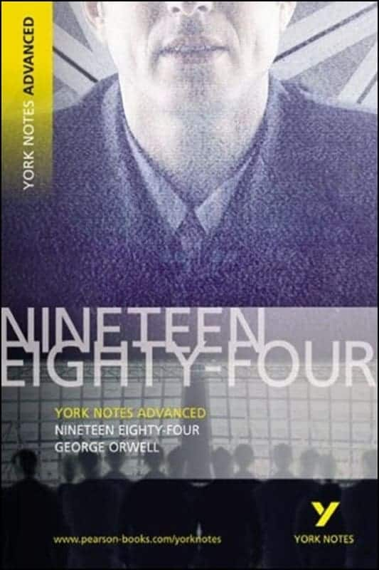Orwell 1984 Book Cover 38